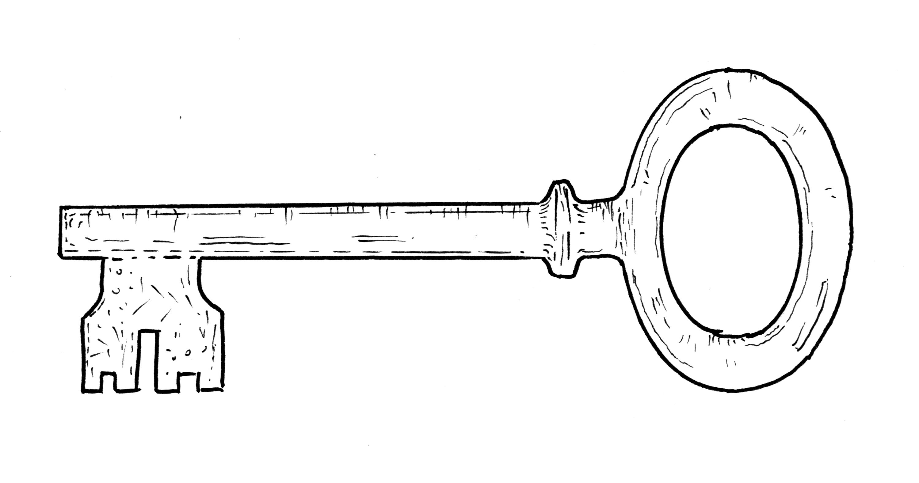 Key - draw